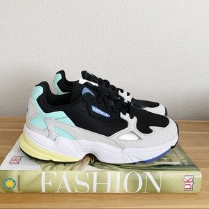 Adidas Falcons Chunky Kylie Jenner Sneakers New